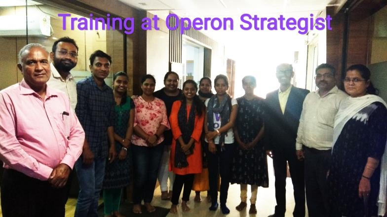 57-Operon Strategist training